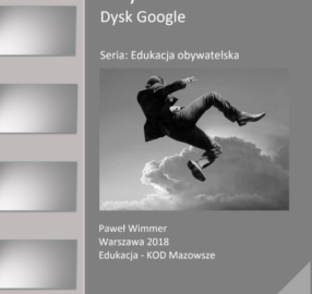 Ebook o Dysku Google do pobrania